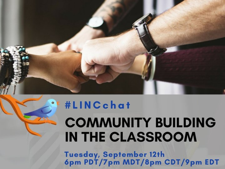 Sep 12 LINCchat
